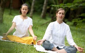 yoga-practicing